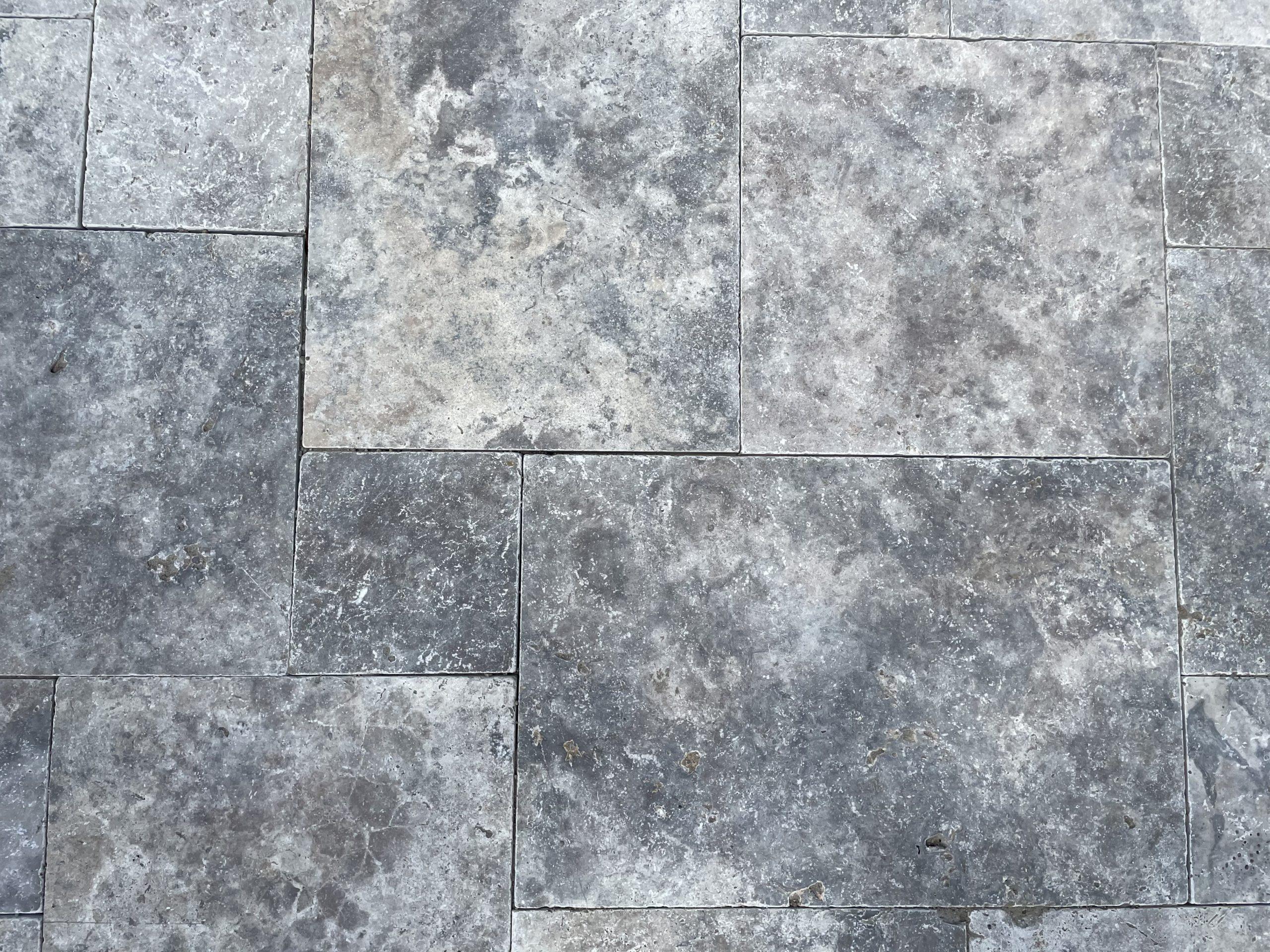 Silver koptatott római padlóburkolat